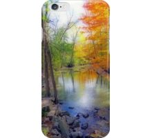 Autumn At Petrifying Springs iPhone Case/Skin