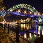 Newcastle Tyne Bridge by Great North Views