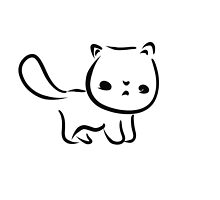 cat by alexandr-az