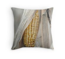 Awaiting Harvest  Throw Pillow