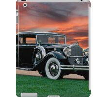1931 Packard 845 Deluxe Eight Sports Sedan II iPad Case/Skin