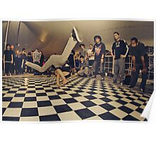 The B-Boy Files - #8   MOKS 1   Cypher Smash! Poster