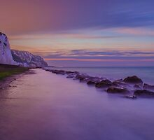 Step Out Into The Pre Dawn Light by Stuart Chapman