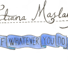 Life Goals Sticker