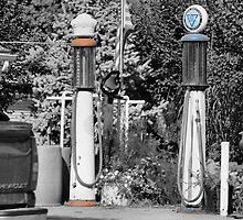 Pumps from the past by Keala