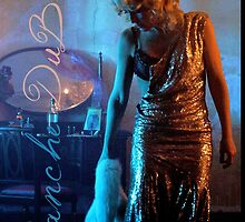 Gillian Anderson as Blanche Dubois by fabslounge