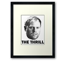 "Phil ""The Thrill"" Kessel Framed Print"