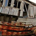 LOBSTER BOAT ( NEEDS WORK ) by krishoupt