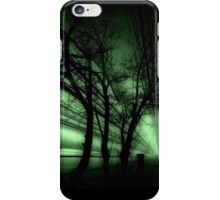 After midnight iPhone Case/Skin