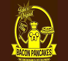 bacon pancakes by LTEP