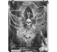 Watch Out For The Ghouls During Halloween iPad Case/Skin