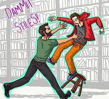 Dammit Stiles by inogart