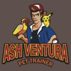Ash Ventura by DeardenDesign