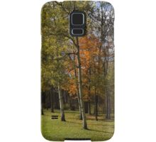 Autumn Forests and Fields Samsung Galaxy Case/Skin