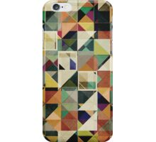 Earth Tones Abstract iPhone Case/Skin