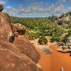 Cranky Rock Pano by Michael Matthews
