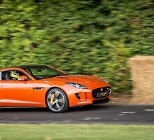 Jaguar F-Type Coupe by RossJukesAuto