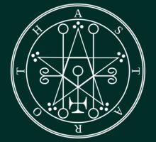 The Seal of Astaroth by cadellin