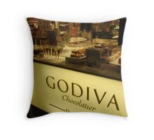 The Very Definition of Chocolate  ^ Throw Pillow