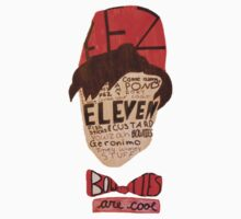 Eleventh Doctor Shirt by msmith44