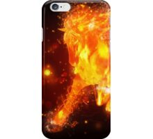 Fire horse iPhone Case/Skin