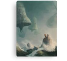 My storm bells Canvas Print