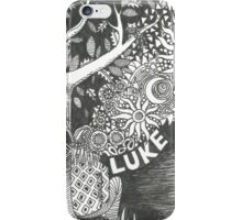 Luke Friend iPhone Case/Skin