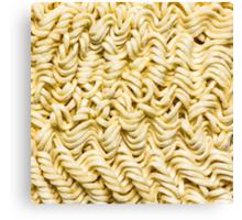 Ramen Noodles Canvas Print