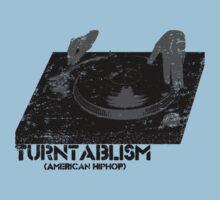 American Hip Hop - Turtablism Kids Clothes