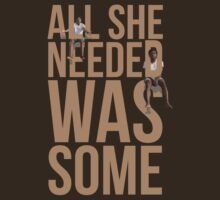 Childish Gambino - All She Needed Was Some by CROMULENT