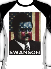 The Fiercest Ron Swanson T-Shirt