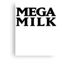 Mega Milk Canvas Print