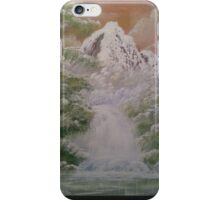 The Mountain Snow iPhone Case/Skin