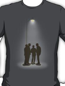 Four Guys Under A Streelamp T-Shirt