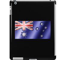 Australian Flag - Australia - Metallic iPad Case/Skin