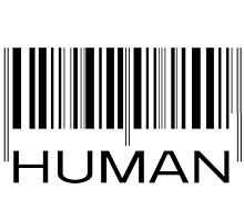 HUMAN BARCODE by JamesChetwald