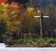 Mattawa River by Janet Gosselin