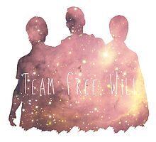 Team Free Will by igexter