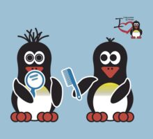 Domestic Penguin - Bad Hair Day Kids Clothes