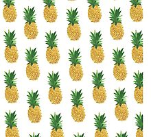 Pineapples by jaredmunson