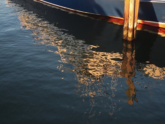 Maritime Abstract by RVogler