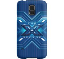The X Doctor (Doctor Who) Samsung Galaxy Case/Skin
