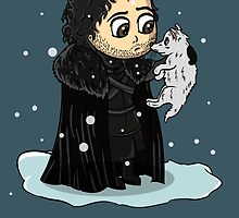 You know nothing Jon Snow by itslexatchison