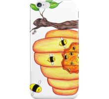 Busy as a Bee iPhone Case/Skin