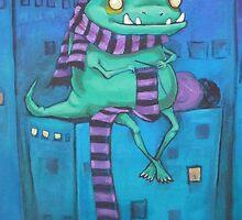 Idle Hands by Jenny Fontana