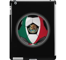 Mexico - Mexican Flag - Football or Soccer iPad Case/Skin