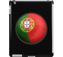 Portugal - Portuguese Flag - Football or Soccer 2 iPad Case/Skin