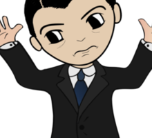 """Jim Moriarty """"Westwood"""" T-Shirt Sticker"""