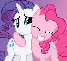 Pink Hug is Best Hug by Polymetric