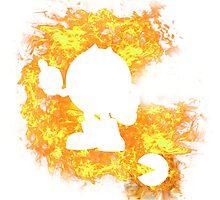Pac-Man Spirit by Xander Player